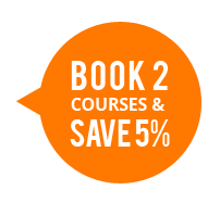 Book 2 Courses & Save 5%