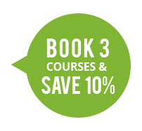 Book 3 Courses & Save 10%